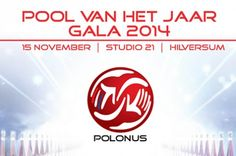 Join us at the Pole of the Year 2014 Award Ceremony in The Netherlands!