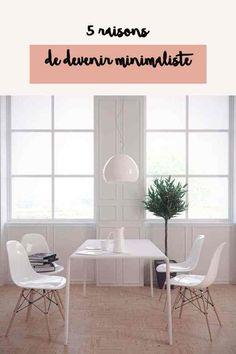 5 raisons de devenir minimaliste ! - Le Monde de Justine