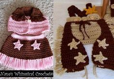 Free Crochet Patterns For Baby Girl Bonnets : 1000+ images about crochet on Pinterest Baby cowboy ...