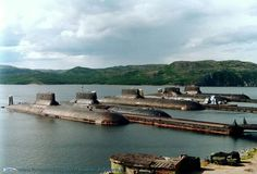Typhoon SSBNs