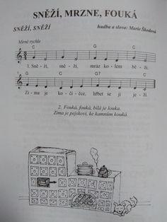 Piano, Sheet Music, Winter, Christmas, Winter Time, Pianos, Music Sheets, Winter Fashion