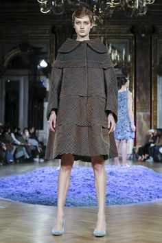 Anrealage Ready To Wear Fall Winter 2017 Paris