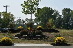 Memory Lane Memorial path