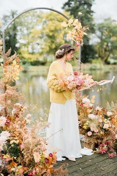 Elegant Autumn Florals by Vervain Flowers at Hanley Hall Barn Wedding Venue in the Worcestershire Fall Wedding Flowers, Fall Flowers, Autumn Wedding, Wedding Bouquets, Barn Wedding Venue, Rustic Wedding, Wedding Blog, Barn Weddings, Wedding Ceremony