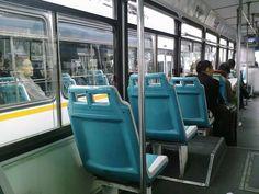 #83 pronaći slobodno mjesto u gradskom prijevozu