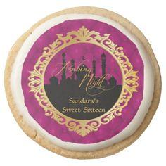 Sweet Sixteen, Arabian Nights Cookies