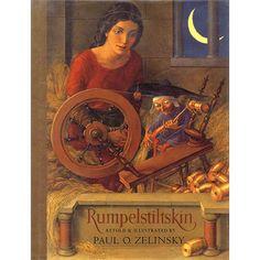 Rumpelstiltskin- my all time favorite book growing up!