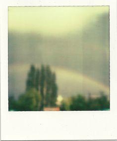 Regenbogen (unscharf)