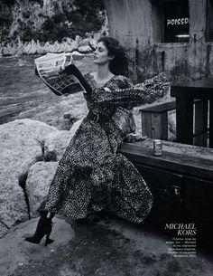 Maud le Fort - Elle Magazine, Russia, August 2014