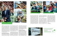 Heimatgarten Rheinhausen im Stadtwerke Magazin Duisburg