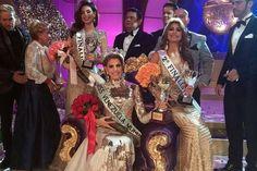 Anyela Galante Salerno crowned Miss Venezuela Mundo 2015