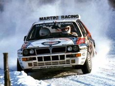 A taste of Racing Monte Carlo, Maserati, Ferrari, Martini Racing, Lancia Delta, Rally Car, Car And Driver, Car Brands, Cars And Motorcycles
