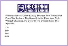 #logical Reasoning #thechennaischoolofbanking