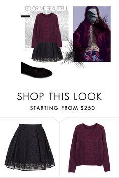 """""""Untitled#24"""" by kanaderia ❤ liked on Polyvore featuring MSGM and Retrò"""