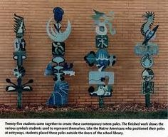 contemporary totems - Google Search