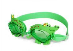 Crocodile glasses