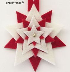 arts and crafts for little kids Christmas Sewing, Christmas Crafts For Kids, Christmas Art, Christmas Projects, Felt Crafts, Handmade Christmas, Holiday Crafts, Felt Christmas Decorations, Felt Christmas Ornaments