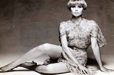 the 1970's...when Patsy really was a model...(joanna lumley)