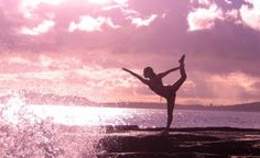 One of my favorite yoga poses.. so simple