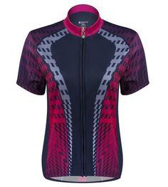 db32a279263 Aero Tech PLUS SIZE Women s Gina PADDED Cycling Shorts - Pink Paisley - Made  in USA