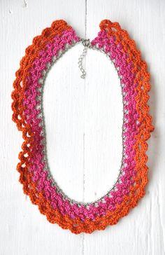Katie Crochet Collar
