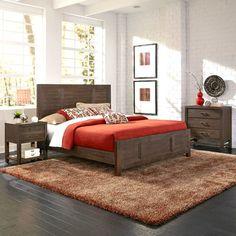 Home Styles Barnside Panel Customizable Bedroom Set & Reviews | Wayfair