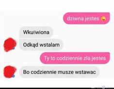 Best Memes, Funny Memes, Polish Memes, Funny Messages, The Funny, Texts, Haha, Humor, Quotes