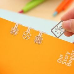 Buy MissYou Mini Bookmark (Set or Individual Piece) at YesStyle.com! Quality products at remarkable prices. FREE WORLDWIDE SHIPPING on orders over AU$50.