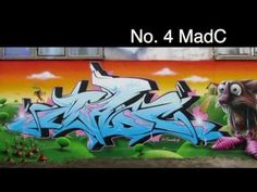 Top 10 Best Graffiti Artists (Updated) - YouTube