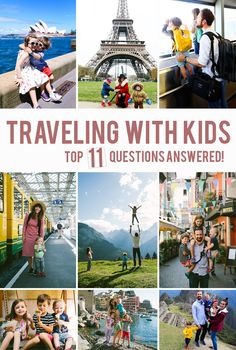 our tips and tricks for traveling with children! | Love Taza | Rockstar Diaries | Bloglovin'
