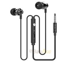 Stereo HIFI Earphone with Built-in Microphone
