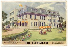 The Langham Hotel, six Meyrick Road, East Cliff, Bournemouth, Dorset - http://osaka-mega.com/the-langham-hotel-six-meyrick-road-east-cliff-bournemouth-dorset/