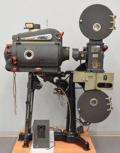 Ashcraft Suprex 35 mm Sound Arc Lamp Film Projector 1969.1021
