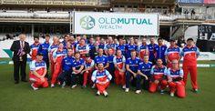 Team H4H & EPD ahead of #cricketforheroes