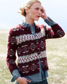 Cambridge Cardigan ...Love this sweater, unfortunately it is sold out.