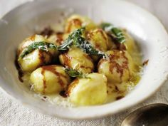 April Bloomfield's Ricotta Gnudi (via Serious Eats)