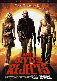 The follow-up to his 2003 horror hit HOUSE OF 1000 CORPSES, Rob Zombie's THE DEVIL'S REJECTS continues the story of a bizarre group of very odd people who like to torture, maim, and kill virtually eve