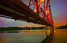 Hauls Bridge, Singapore