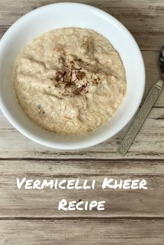 Vermicelli Kheer Recipe - The Almost Indian Wife Crispy Oven Fries, Crispy Oven Fried Chicken, Skillet Chicken Parmesan, Chicken Parmesan Recipes, Vermicelli Kheer Recipe, Vermicelli Recipes, Chimichurri Chicken, Pork Tenderloin Recipes, Skirt Steak