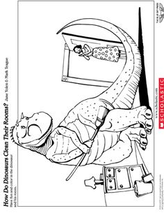Coloring Printable Sheets At Scholastic