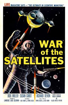 Comprar War of the Sattelites [1958] en KinoGallery