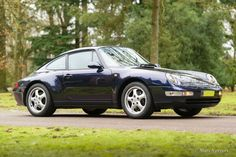 Porsche 911 (993) Carrera, 1996