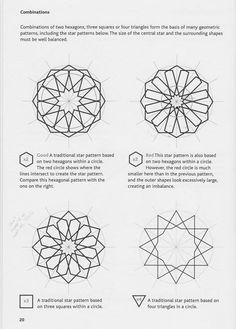 Islamic+Geo+patterns.jpg 1,145×1,600 pixels
