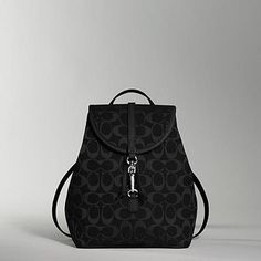Coach Signature Small Backpack
