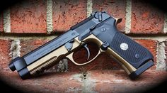 Custom Beretta- 92A1- From Wilson Combat Find our speedloader now! http://www.amazon.com/shops/raeind
