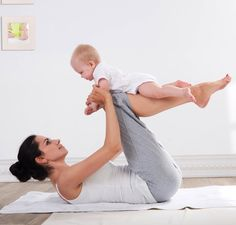 The Skinny on New Moms Getting Their Sexy Back | Skinny Mom | Where Moms Get The Skinny On Healthy Living