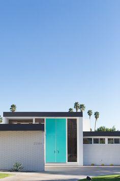 Palm Springs Tour of Doors