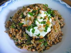 Yotam Ottolenghi, Veggie Recipes, Vegetarian Recipes, Healthy Recipes, Healthy Food, Middle Eastern Recipes, Fried Rice, Veggies, Food And Drink