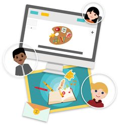 Buncee lets you create amazing things to share with everyone!