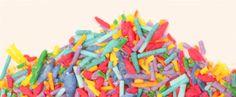 Homemade Rainbow Sprinkles [EDIT: made this!]